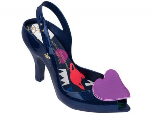 MELISSA - VIVIENNE WESTWOOD ANGLOMANIA  LADY DRAGON  XV  SS18 Midnight