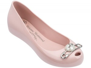 VIVIENNE WESTWOOD ANGLOMANIA + MELISSA ULTRAGIRL XIX SS18 Pink