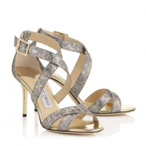 JIMMY CHOO LOUISE SANDALS