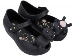 MINI MELISSA ULTRAGIRL CAT SS18  Black SSK KIDS
