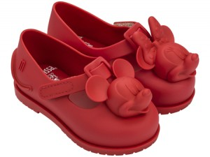 MINI MELISSA Classic Baby + Miney & Friends Red AW18
