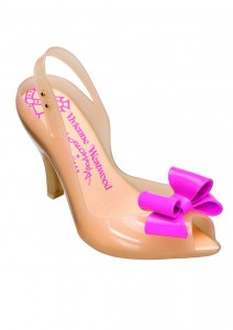 MELISSA - VIVIENNE WESTWOOD ANGLOMANIA  LADY DRAGON  BOW NUDE
