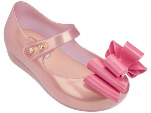 MINI MELISSA ULTRAGIRL SWEET III SSK KIDS PINK