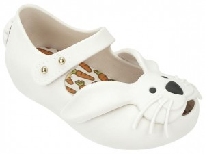 MINI MELISSA RABBIT WHITE SSK KIDS