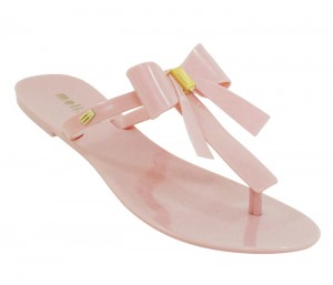 Melissa T Bar V Light Pink  SSN  .
