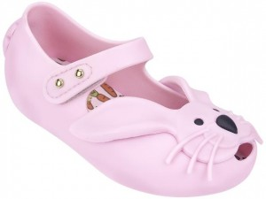 MINI MELISSA RABBIT PINK