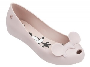 Melissa Junior Ultragirl + Minnie III KIDS Pink  Disney SSN