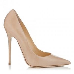 JIMMY CHOO A/W 2014 ANNOUK PATENT NUDE