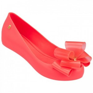 Melissa Ultragirl Sweet X  NEON ORANGE SSN   .