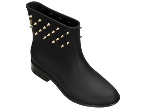 MELISSA 'MOON DUST SPECIAL' black