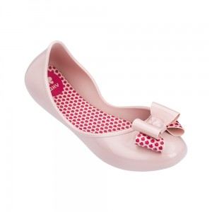 Baleriny Zaxy JUNIOR Start Bow  Kids Light Pink