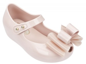 MINI MELISSA ULTRAGIRL SWEET III SSK KIDS Light Pink