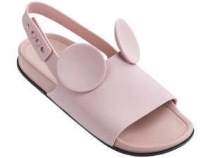Melissa Beach Slide DISNEY SS18 Pink