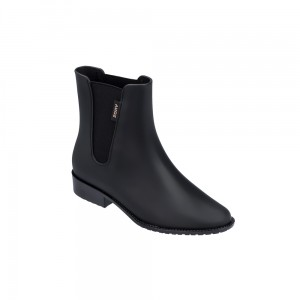 Zaxy London Boot II AW17 Black