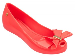 Melissa Ultragirl Sweet XI neon orange  SSN   .