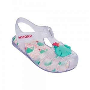 Zaxy  MINI Fundo Sandal Baby Clear BFF