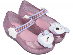 MINI MELISSA ULTRAGIRL Unicorn SS18 Pink SSK KIDS
