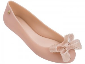 Melissa Space Love VI ME SS19 Light Pink SE19