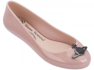Melissa Vivienne Westwood Space Love V Light Pink SS19