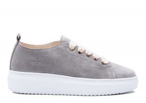 Manebi sneakers hamptons  grey bold