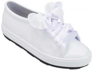 Melissa BE + DISNEY SS18 White Trampki SE19