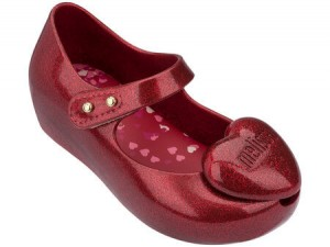 MINI MELISSA ULTRAGIRL HEART SS18  Red SL19 KIDS