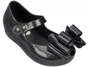 MINI MELISSA ULTRAGIRL SWEET III SSK KIDS Black  SE19