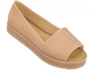Melissa Puzzle SS18 Beige BFF SE19