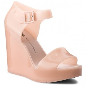 Melissa Mar Wedge AW18 Light Pink SE19