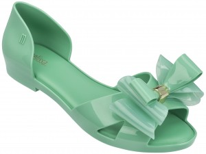 Melissa Seduction II SS17 Green SSN  BFF