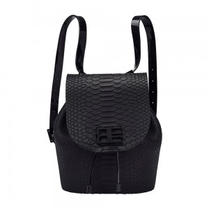 MELISSA  Back Pack + Baja East SS19 Black SE19