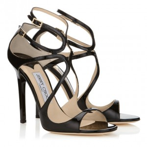 JIMMY CHOO LANG Patent Leather