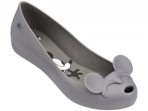 Melissa Ultragirl + Minnie III SS17 Gray