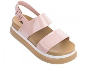Melissa Cosmic Sandals II SS18 Light Pink  BFF