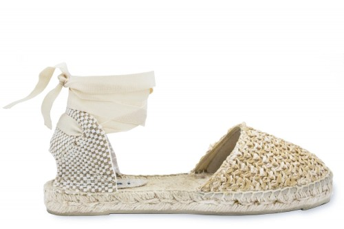 d9b2f6a14de Manebi espadrilles sandals hamptons raffia net yucatan. Dispatched within   24 godziny